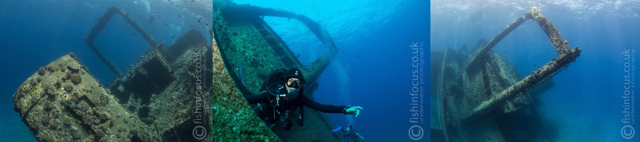 Scuba Travel, Giannis D, Red Sea, Egypt, Wreck