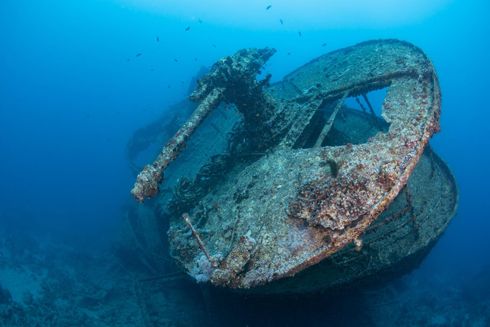 Scuba Travel, Thistlegorm, Red Sea, Wrecks and Reefs