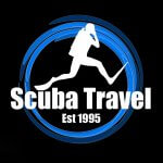 Scuba Travel Logo