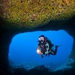 Scuba Travel, Diving holidays. Sardinia, Mediterranean